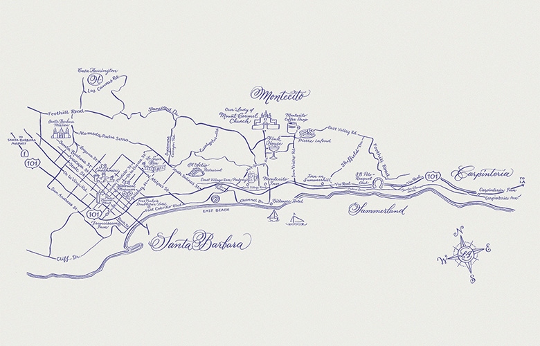 Nancy Howell   Maps